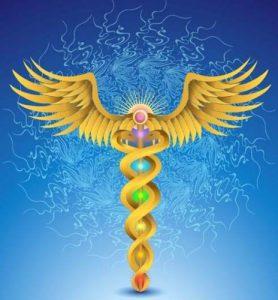 символ Вознесения – кадуцей Гермеса Трисмегиста