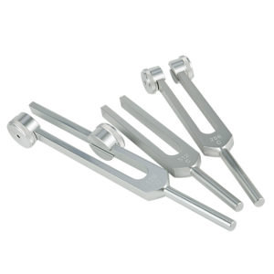 набор камертонов - tuning forks